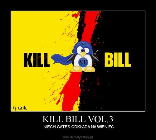 KILL BILL VOL.3