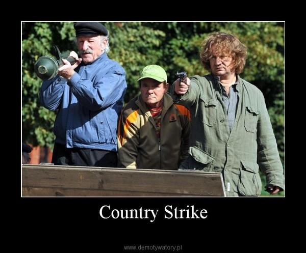 Country Strike –