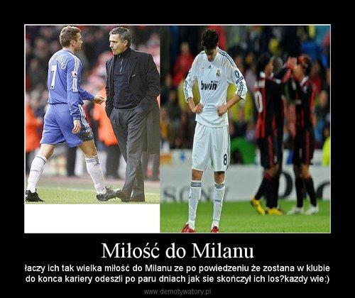 Miłość do Milanu