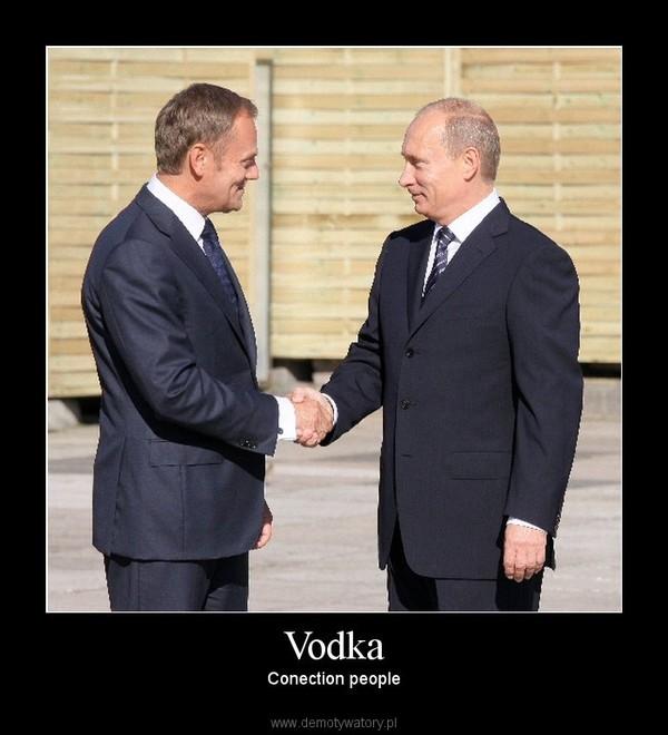 Vodka – Conection people
