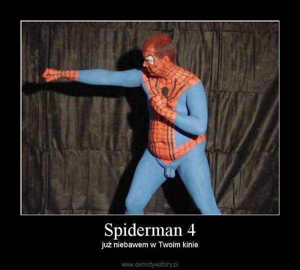 Spiderman 4 – już niebawem w Twoim kinie