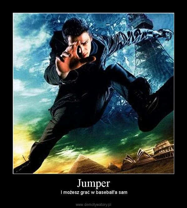 Jumper –  I możesz grać w baseball'a sam