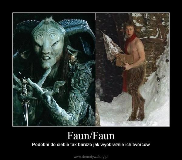 Faun/Faun – Podobni do siebie tak bardzo jak wyobraźnie ich twórców