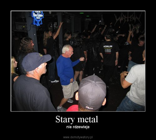 Stary metal