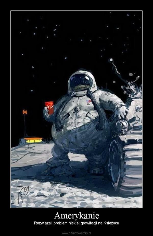Amerykanie – Rozwiązali problem niskiej grawitacji na Księżycu