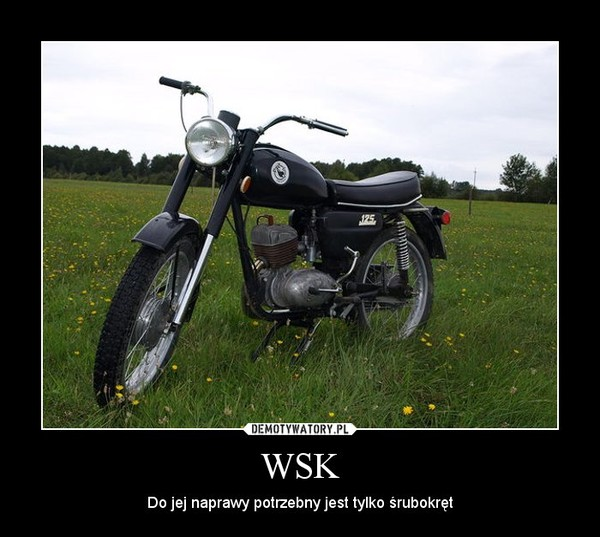 WSK – Do jej naprawy potrzebny jest tylko śrubokręt