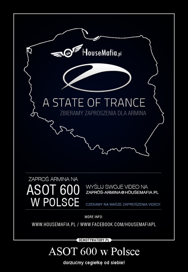 ASOT 600 w Polsce – dorzućmy cegiełkę od siebie!