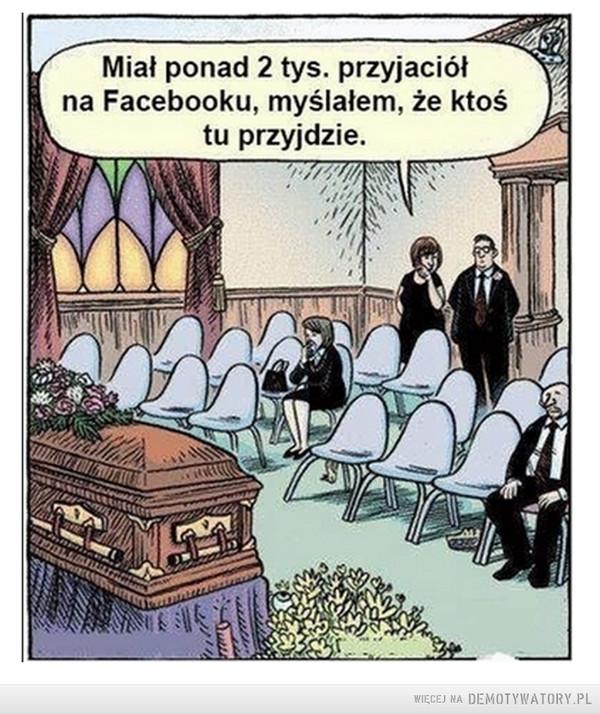 Rzeczywistość facebooka –