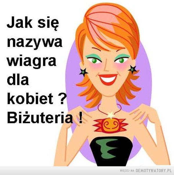 Wiagra dla kobiet –