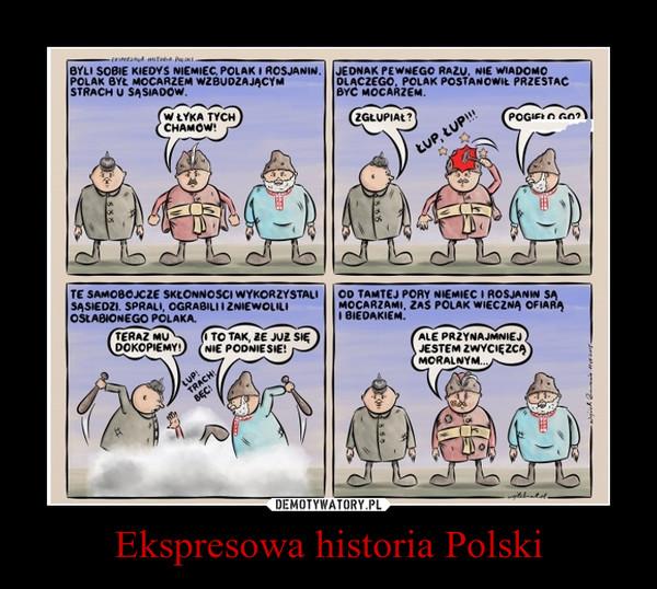 Ekspresowa historia Polski –