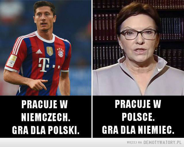 Lewandowski vs Kopacz –