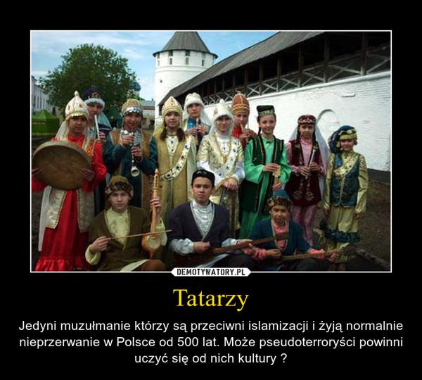 Tatarzy – Jedyni muzułmanie którzy są przeciwni islamizacji i żyją normalnie nieprzerwanie w Polsce od 500 lat. Może pseudoterroryści powinni uczyć się od nich kultury ?
