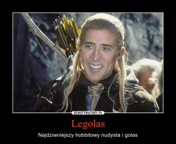 Legolas – Najdziwniejszy hobbitowy nudysta i golas