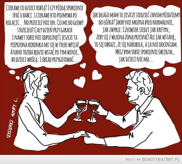 Małżeńskie walentynki –