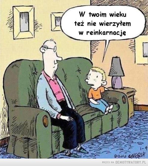 Reinkarnacja –