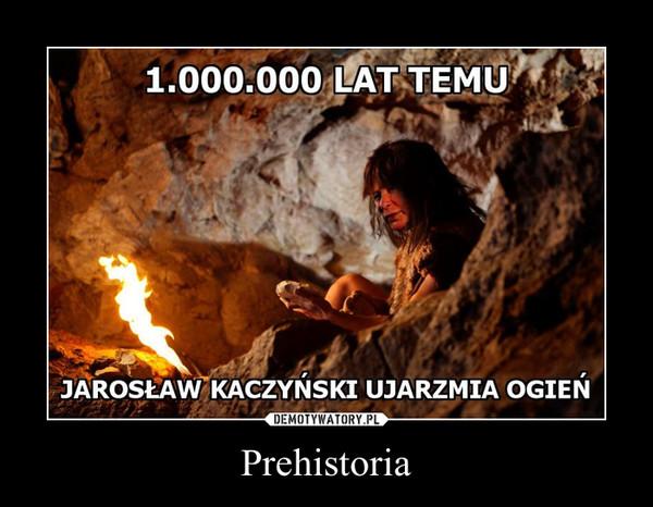 Prehistoria –