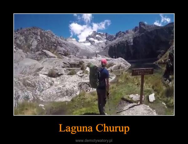 Laguna Churup –