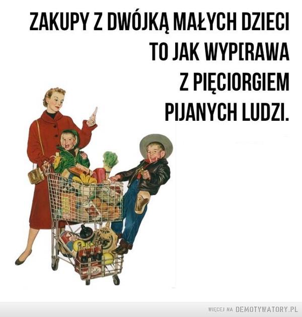 Zakupy –