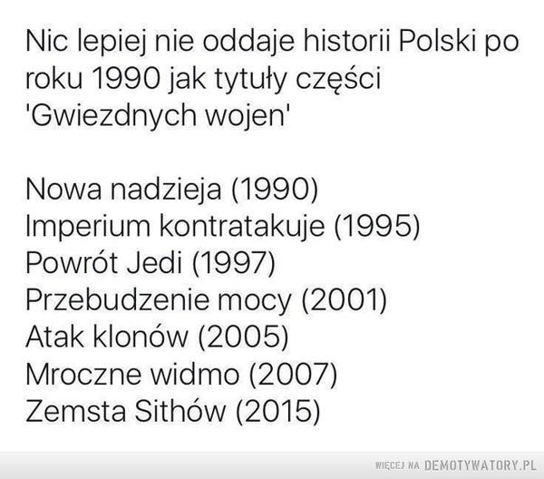 Historia najnowsza –