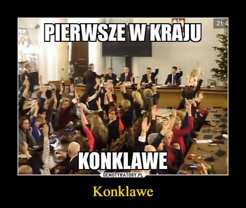 Konklawe