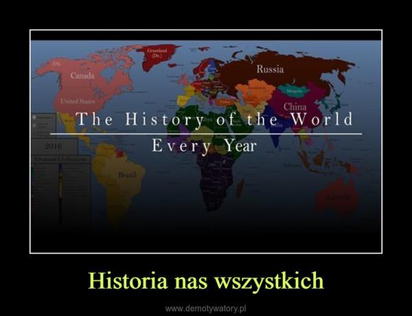 Historia nas wszystkich –