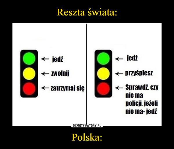 Polska: –