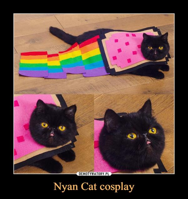 Nyan Cat cosplay –