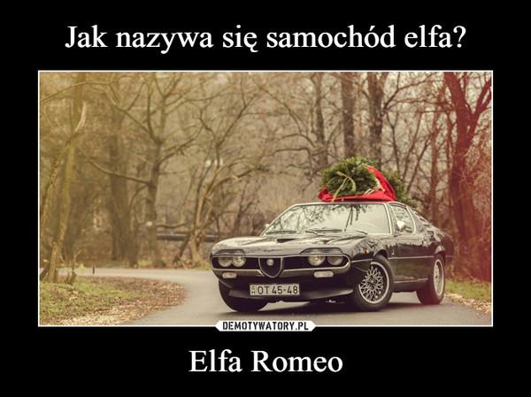 Elfa Romeo –