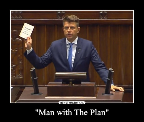 """""""Man with The Plan"""""""