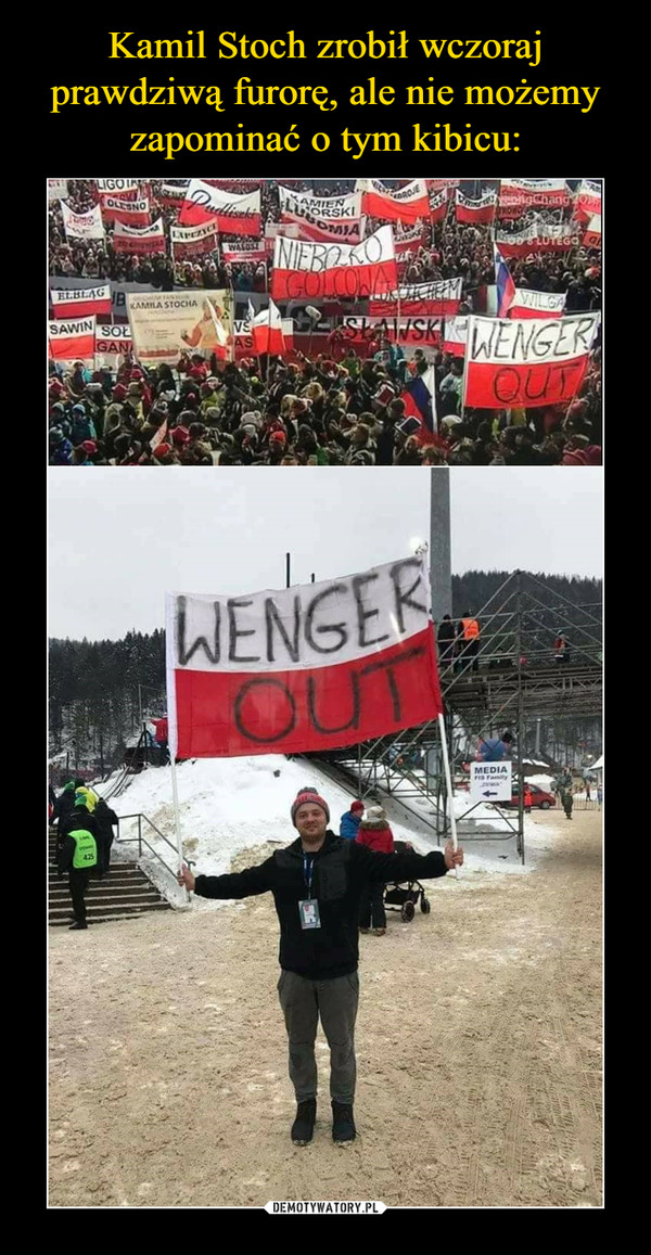 –  WENGER OUT