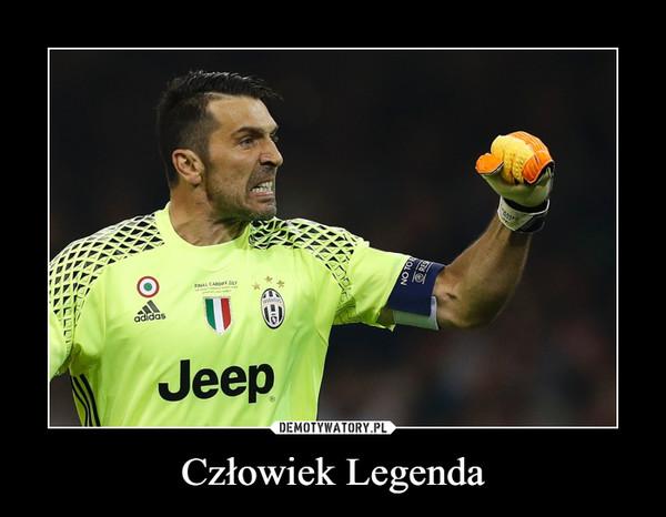 Człowiek Legenda –