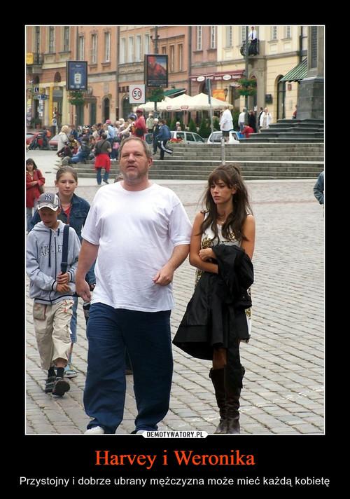Harvey i Weronika