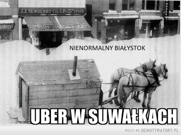 Uber Podlasie –