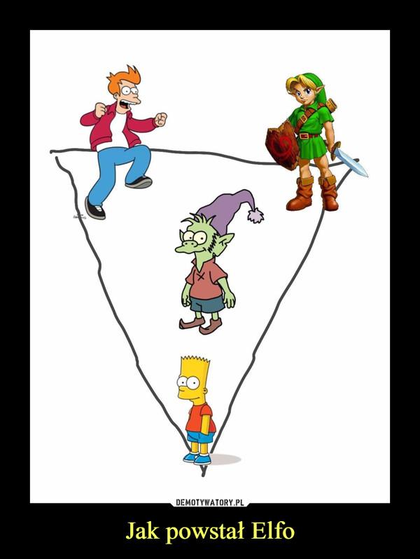 Jak powstał Elfo –