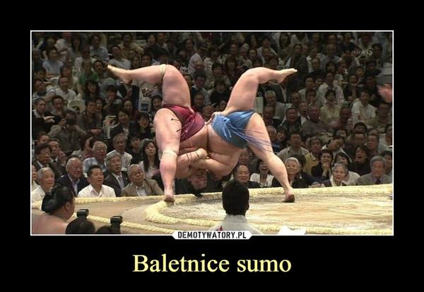Baletnice sumo –