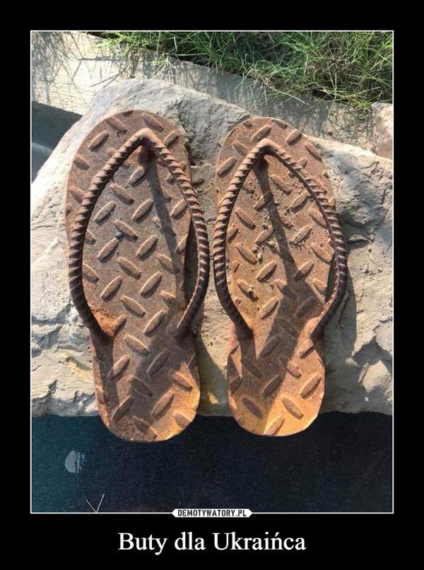 Buty dla Ukraińca –