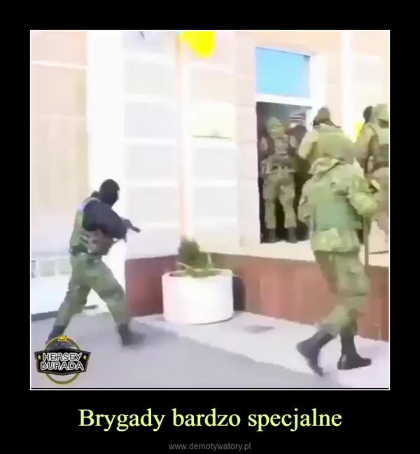 Brygady bardzo specjalne –