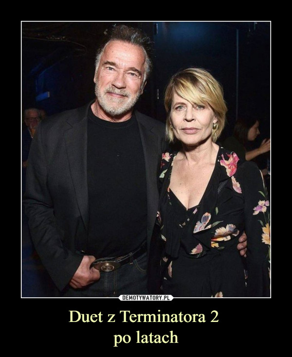 Duet z Terminatora 2 po latach –