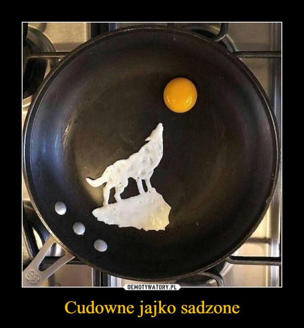 Cudowne jajko sadzone –
