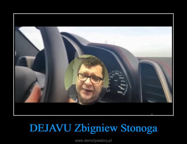 DEJAVU Zbigniew Stonoga –