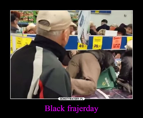 Black frajerday