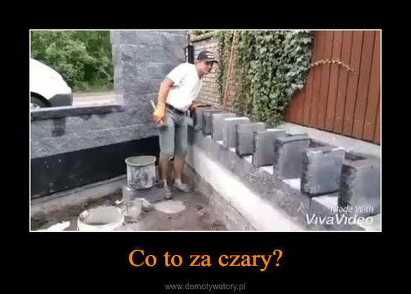 Co to za czary? –