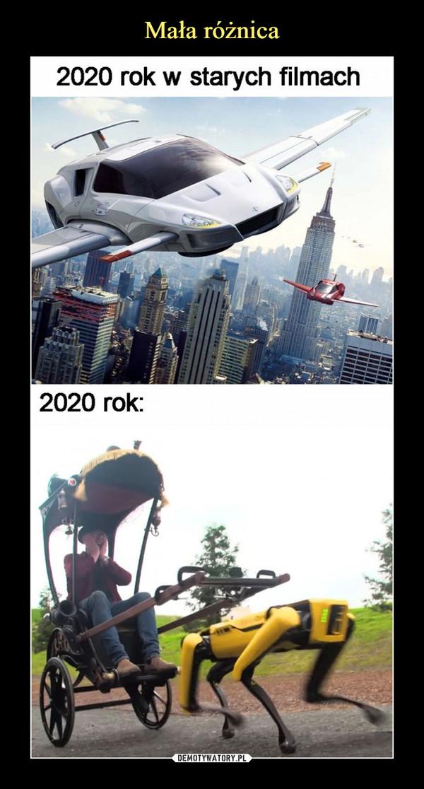 –  2020 rok w starych filmach 2020 rok: