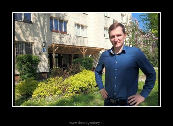Najmniejsze mieszkanie w Polsce. – Przebijcie to.