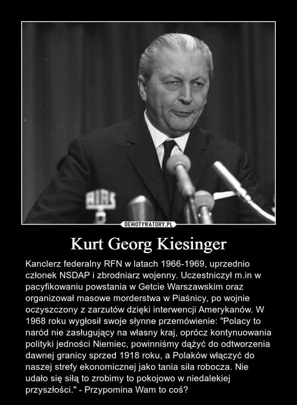 Kurt Georg Kiesinger