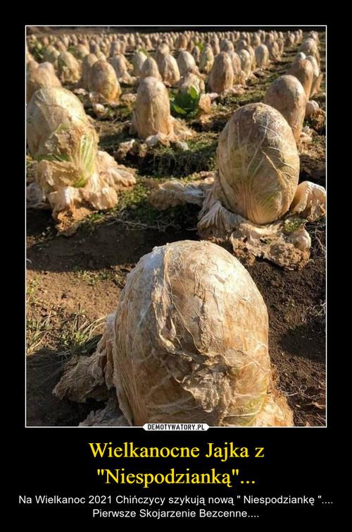 """Wielkanocne Jajka z """"Niespodzianką""""..."""