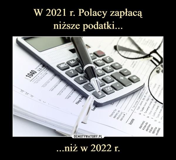 ...niż w 2022 r. –