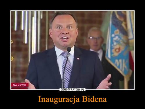 Inauguracja Bidena