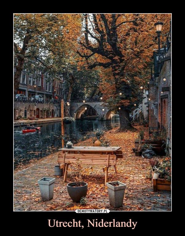 Utrecht, Niderlandy –