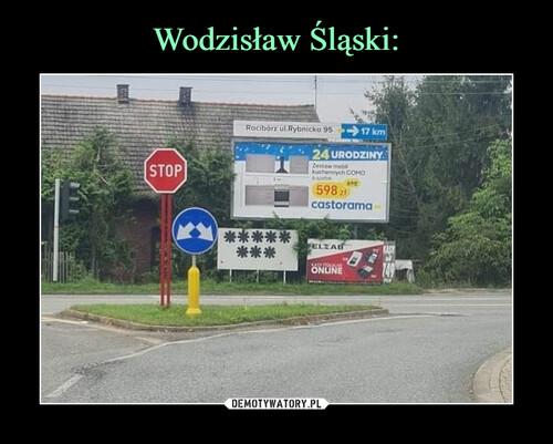 Wodzisław Śląski: